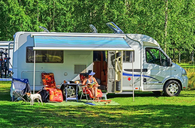 5 Reasons to Try an RV Park this Summer
